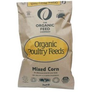 100% Organic Mixed Corn